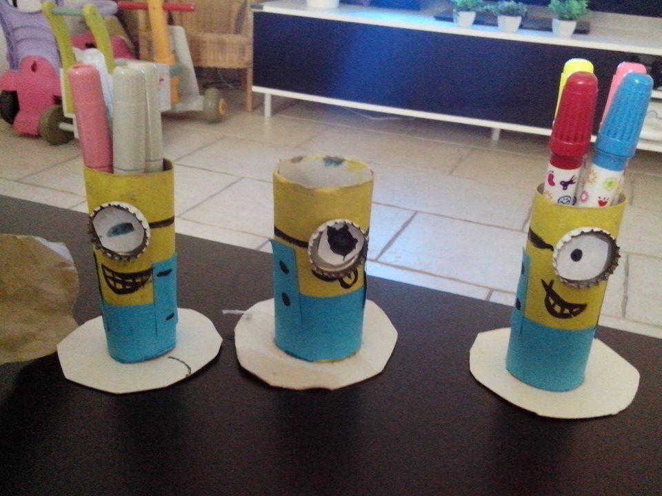 Z3 activites avec rouleaux papier - Activite a faire avec des rouleaux de papier toilette ...